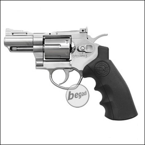 "SRC TITAN 2,5"" Revolver, kurz, silber / chrome, im Koffer (frei ab 18 J.)"