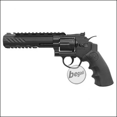 """SRC TITAN 6"""" Revolver, lang, schwarz, im Koffer (frei ab 18 J.)"""
