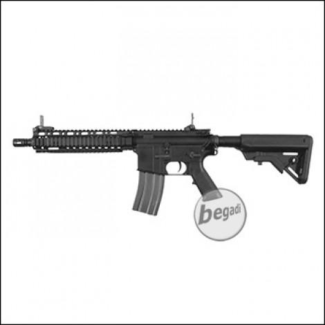 "E&L M4 MARK 18 Mod I ""Diamond Series"" S-AEG mit Begadi CORE EFCS / Mosfet (frei ab 18 J.)"