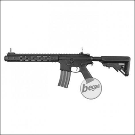 "E&L M4 MUR Custom Carbine ""Diamond Series"" S-AEG mit Begadi CORE EFCS / Mosfet (frei ab 18 J.)"