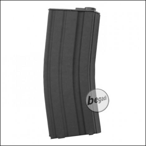 E&C M4 / M16 LowCap Magazin (70 BBs) -schwarz-