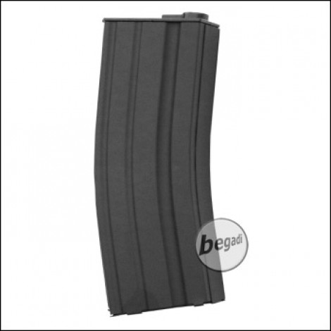 E&C M4 / M16 MidCap Magazin (160 BBs) -schwarz-