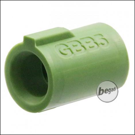 """Begadi PRO 50° """"GBB5"""" Flat Hop Bucking / Gummi für GBB & Hybrid Läufe -grün-"""
