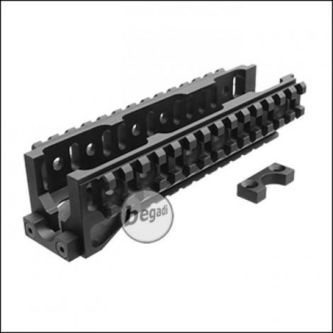 """5KU AK """"B-10M Style"""" Lower Handguard, kurze Version [5KU-225]"""