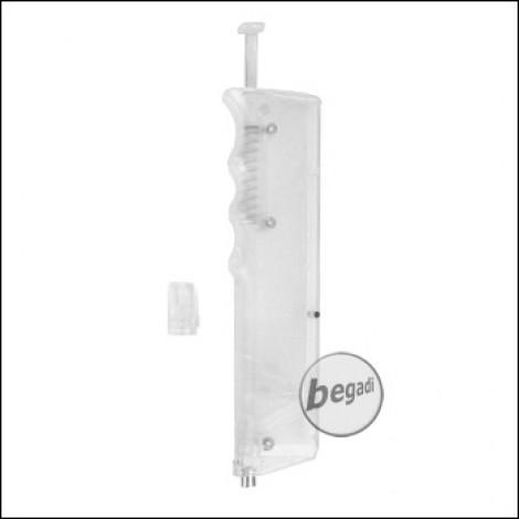 6mm ProShop Speedloader / Loading Tool für ca. 350 BBs -transparent-