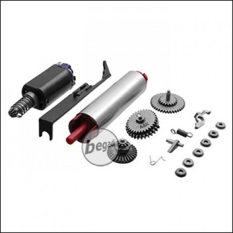 A&K K25 Repair Kit (Motor, Tappetplate, Piston, Pistonhead, Cylinderhead, Gears, Lager und Nozzle)