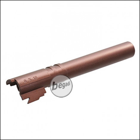 Army Armament TTI R601 / HiCapa Outer Barrel mit 12mm Gewinde