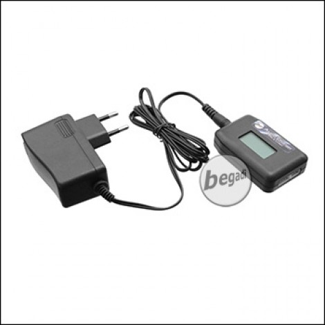 Begadi Li-Ion / Li-Po Assist Charger