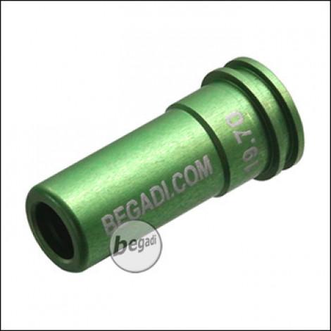 Begadi PRO CNC Nozzle aus 7075 Aluminium mit Doppel O-Ring -19.70mm-