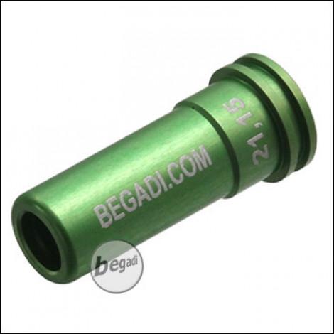 Begadi PRO CNC Nozzle aus 7075 Aluminium mit Doppel O-Ring -21.15mm-