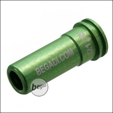 Begadi PRO CNC Nozzle aus 7075 Aluminium mit Doppel O-Ring -21.35mm-