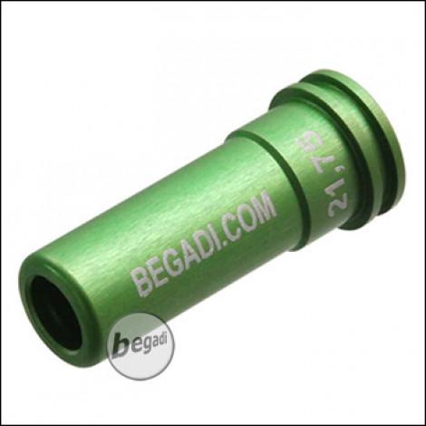 Begadi PRO CNC Nozzle aus 7075 Aluminium mit Doppel O-Ring -21.75mm-
