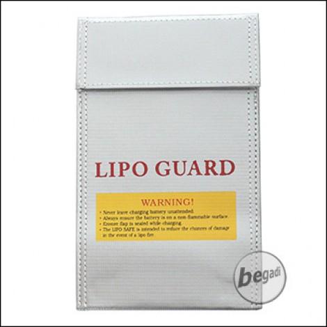 """Begadi LiPo Guard """"Safe Bag"""" / Brandschutztasche 13 x 22cm"""