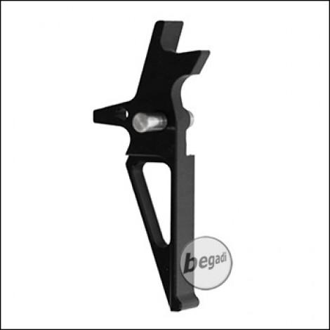 Begadi M4 (S)AEG CNC Trigger -schwarz-