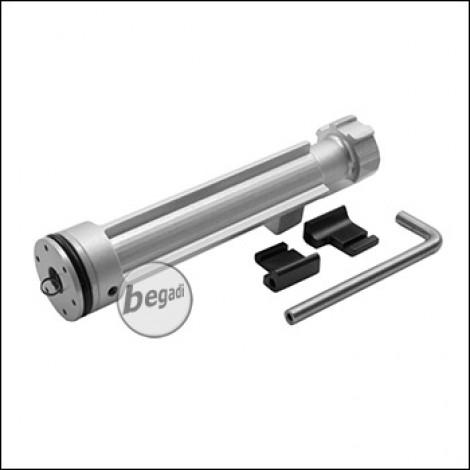 Begadi CNC NPAS Alu Nozzle Set für WE G39 GBBs (frei ab 18 J.)