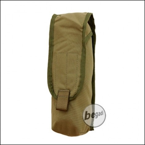 """BE-X FronTier One Modulartasche """"Gasflasche / Gas Bottle V2.0"""" - coyote TAN"""