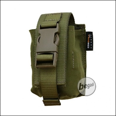 "BE-X FronTier One Modulartasche ""Grenade V2.0"" - olive"