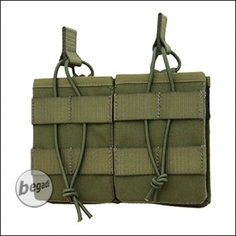 """BE-X FronTier One Modulartasche """"Open G3 + M14 Double V2.0"""" - olive"""