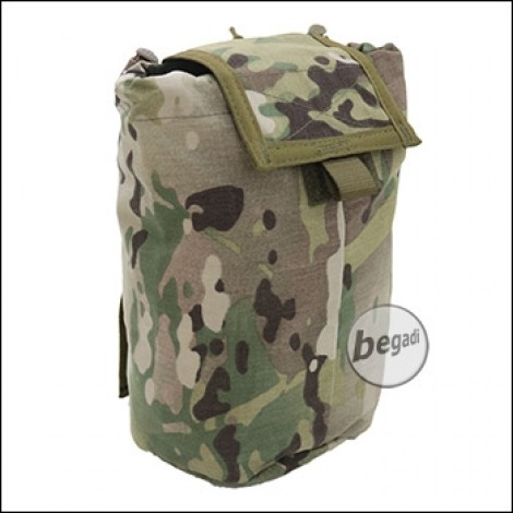 """BE-X FronTier One Abwurfsack / Dump Pouch """"Xtra Large, faltbar"""" - multicam"""
