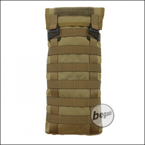 """BE-X FronTier One Mehrzwecktasche """"Hydration Pouch"""" - coyote TAN"""