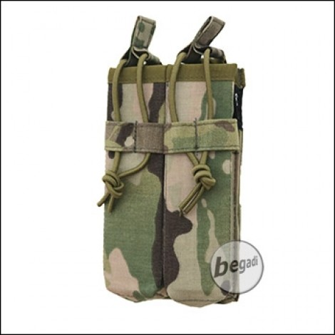 "BE-X FronTier One Modulartasche ""Open MP5 Double V2.0"" - multicam"