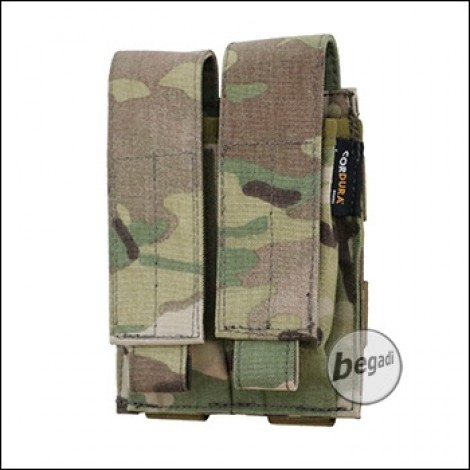 "BE-X FronTier One Modulartasche ""Pistol double V2.0"" - multicam"