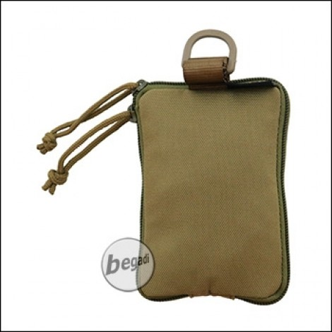 "BE-X FronTier One ""Dump Pouch V2.0"" - coyote TAN"