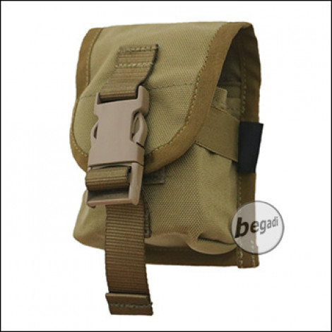 """BE-X FronTier One Magazintasche """"Sniper Mag"""" - coyote TAN"""