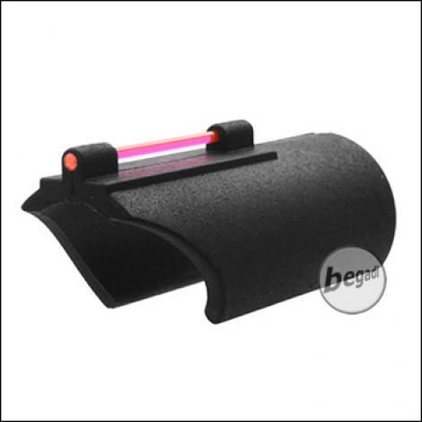 Clip Sight mit Lichtsammler für Begadi Sport Shotgun Serie