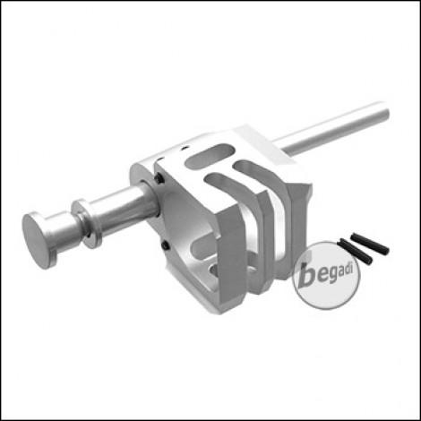 Dynamic Precision TM / WE / VFC G17 CNC Alu Slide Kompensator -silber-