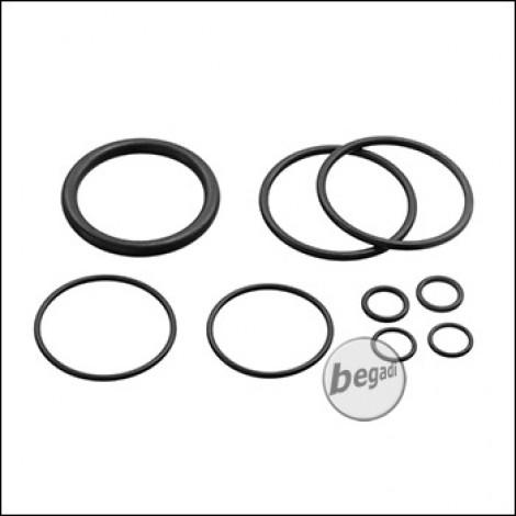 EPeS O-Ring Set für Cylinderhead, Piston & Nozzle [E044-KV]