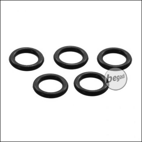 EPeS O-Ring Set für Einfüllventile von TM & KWA GBBs, 5 Stück [E045-PV-TM]