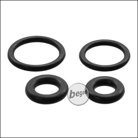 EPeS O-Ring Set für Ausströmventile von WE GBBs, je 2 Stück [E045-VV-WE]