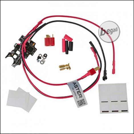 GATE ASTER V2 Optical EFCS Mosfet, Basic Set - Front Version