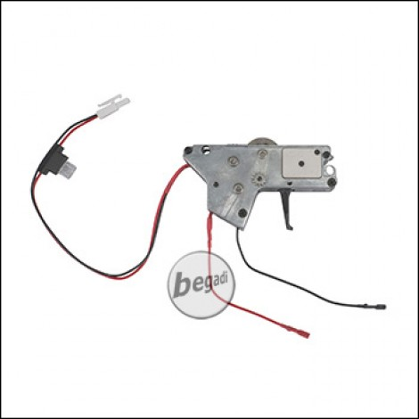 ICS SSS System Lower Gearbox für M.A.R.S. Serie, semi only [MA-400] (frei ab 18 J.)