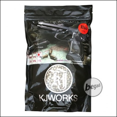 4.000 KJW High Grade BIO BBs 6mm 0,25g -hell-