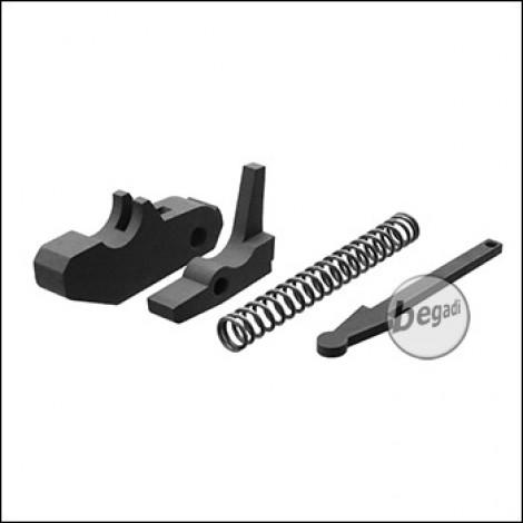 MAG AIRSOFT 150% CNC Stahl Hammer Set für KJW KC-02 Serie