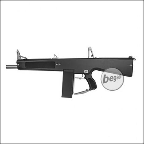 Marui AA-12 Sledge Hammer AEG Version, schwarz < 0,5 J.