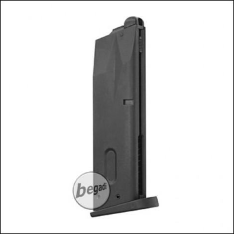 Magazin für Marui M9 GBB, schwarz (26 BBs)