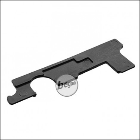Airsoft Systems V2 Selector Plate für EFC Systeme (ASCU, Core, Titan, Aster)