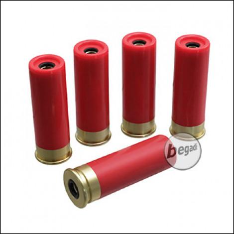 5er Pack Ersatz Shells für S&T M1887 Shell Ejection NBB Shotgun