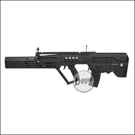 "S&T T21 Professional FLAT-TOP ""Extended Suppressor"" Edition S-AEG mit EBB (frei ab 18 J.)"