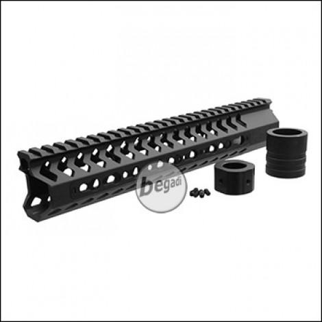 """Begadi Modular Handguard System 10"""" / 279mm, für (S)AEGs mit EU Gewinde (Version 1)"""