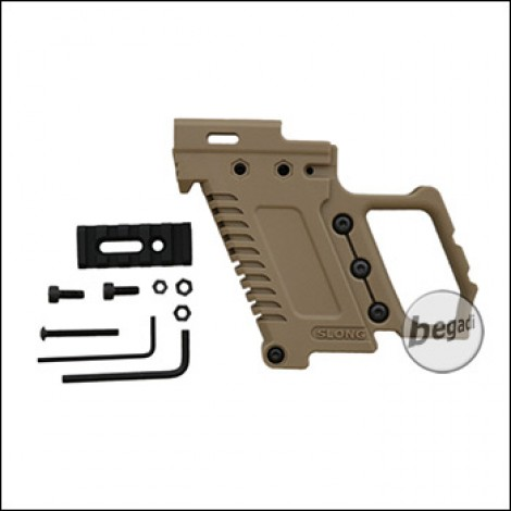 SLONG Mag Holder / Conversion Kit für G-Serie -TAN-