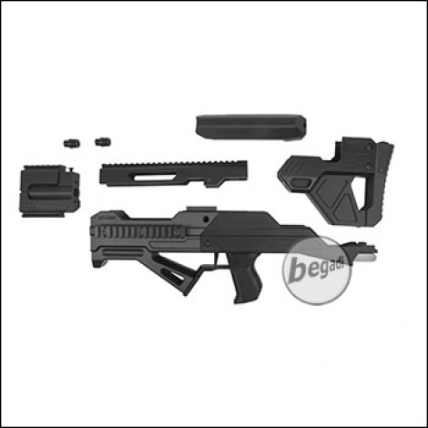"""SRU AK 47 Bullpup Kit """"SR-BUP-47"""" -schwarz-"""