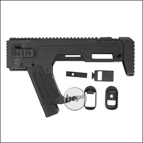 "SRU ""SR-PDW-K"" G17 SMG Conversion Kit -schwarz-"