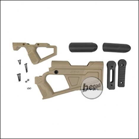 "SRU SR-Q AR ""GBB"" Advanced Kit -TAN-"