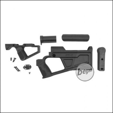 "SRU SR-Q AR ""AEG"" Advanced Kit -schwarz-"