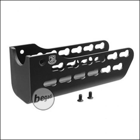 S&T Keymod Handguard für T21 Serie -schwarz-