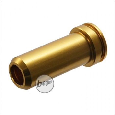 TFC Essential CNC Alu Nozzle mit Doppel O-Ring -20,7mm- (goldfarben)